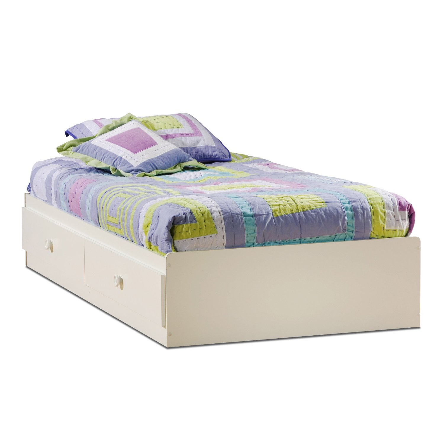 Cheap twin bed frames with mattress classic style queen size bed frame metal artistic shape Affordable twin mattress