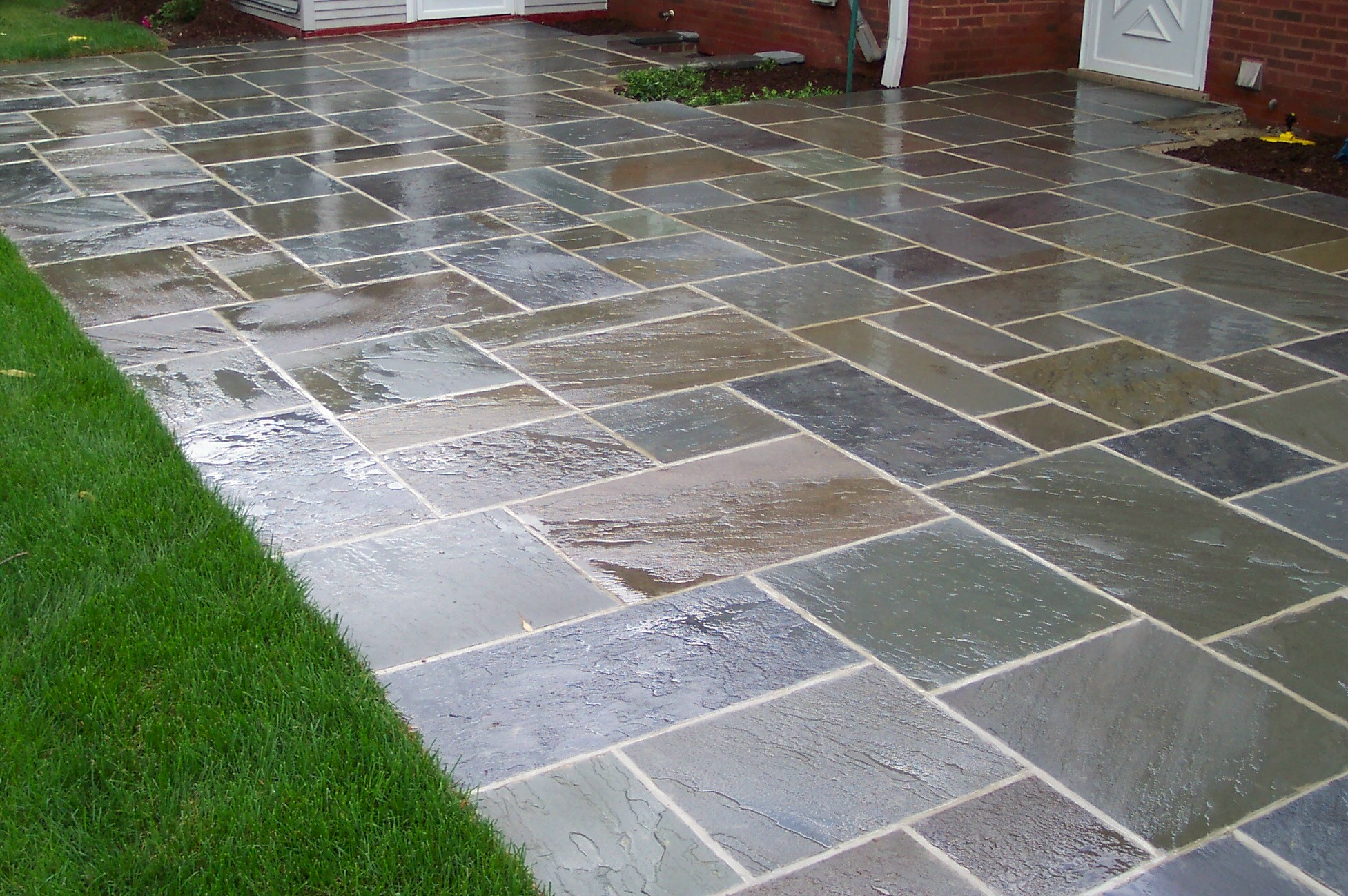 Thin Pavers Pricing Blue Stone Pavers Review  Homesfeed