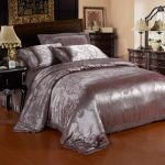 Luxurious bedding set idea for king bed