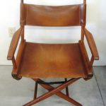 X base leather director chair idea