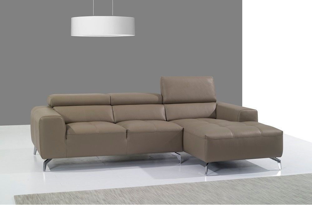 minimalist sectional sofa in beige for small living room a white