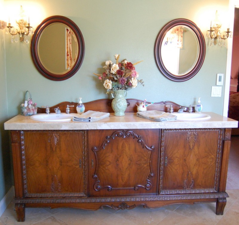 double sink traditional vanity double round classic mirrors double classic vanity lamps