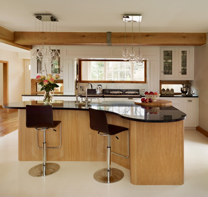 30 Best Small Open Kitchen Designs That Optimize Both