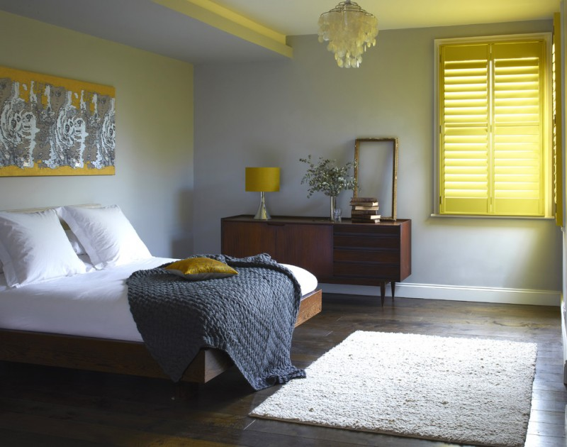 Get Premium Style With Playful Yellow Mustard Bedroom Ideas Homesfeed