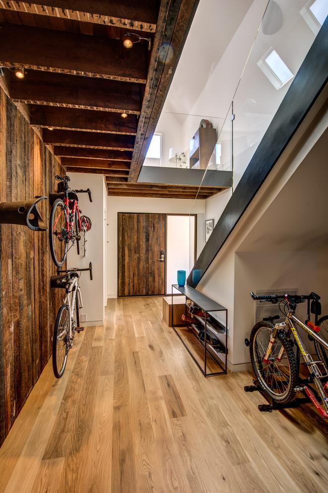 Creative Bike Rack Ideas For Homes Homesfeed