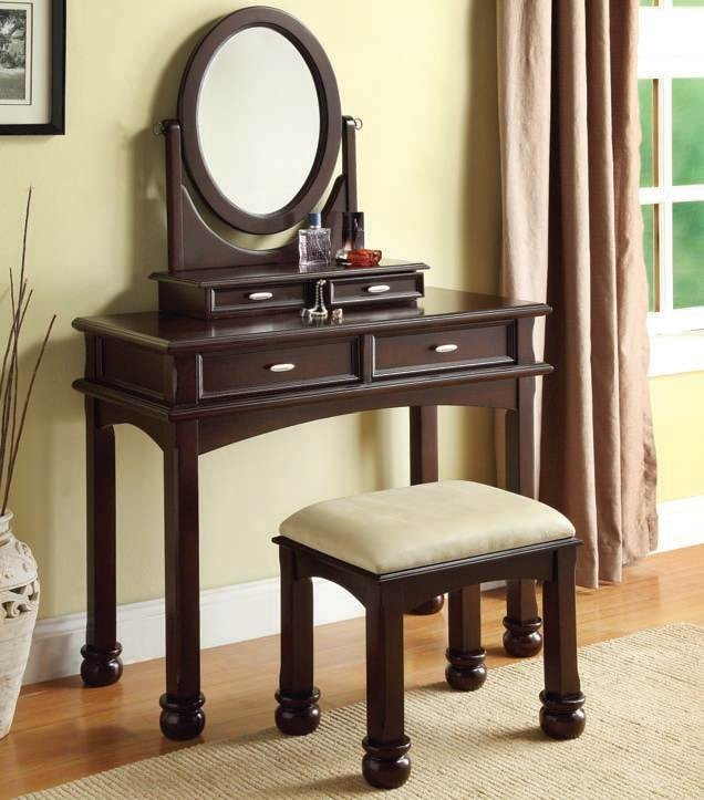 Inspiring Ideas Of Makeup Vanity Table For Your Private