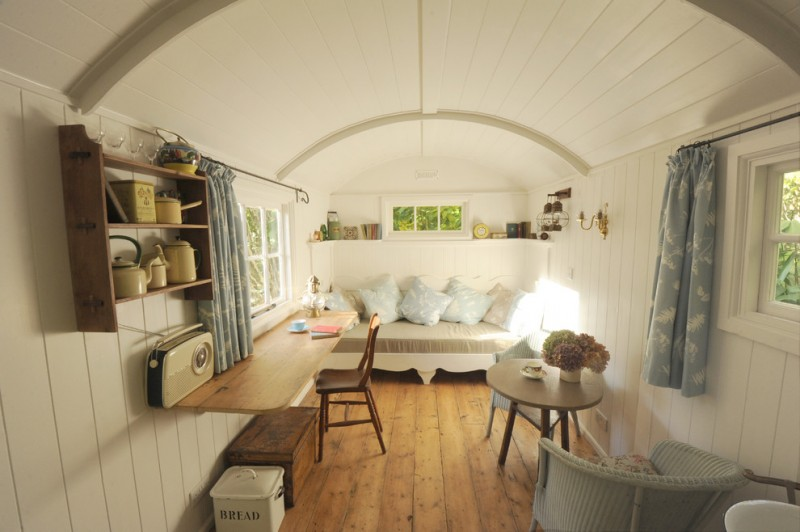 shabby chic hut idea smaller daybed smaller round top dining table a pair of traditional dining chairs longer working table wood working chair floating wood shelves
