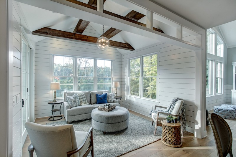 Best Ideas Of Gorgeous House With Sunroom Pictures