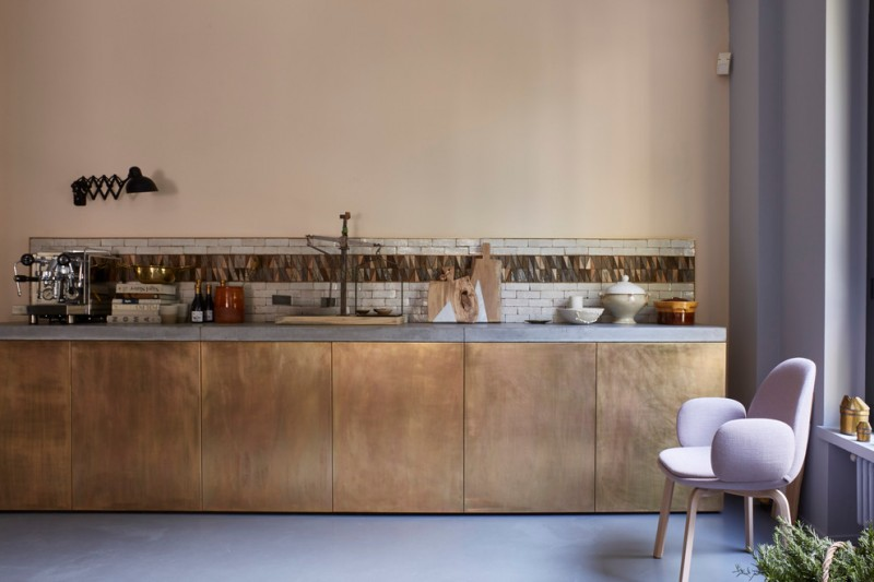 Scandinavian home designs minimum fuss with maximum style for Scandinavian kitchen backsplash