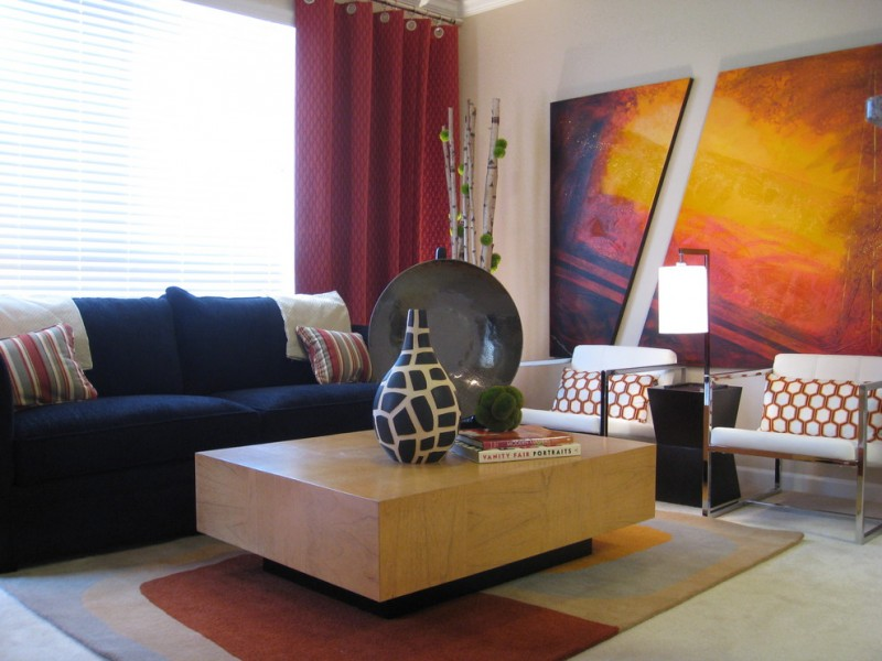 The Living Room Colors Reflecting Our Characters Personal Taste Homesfeed