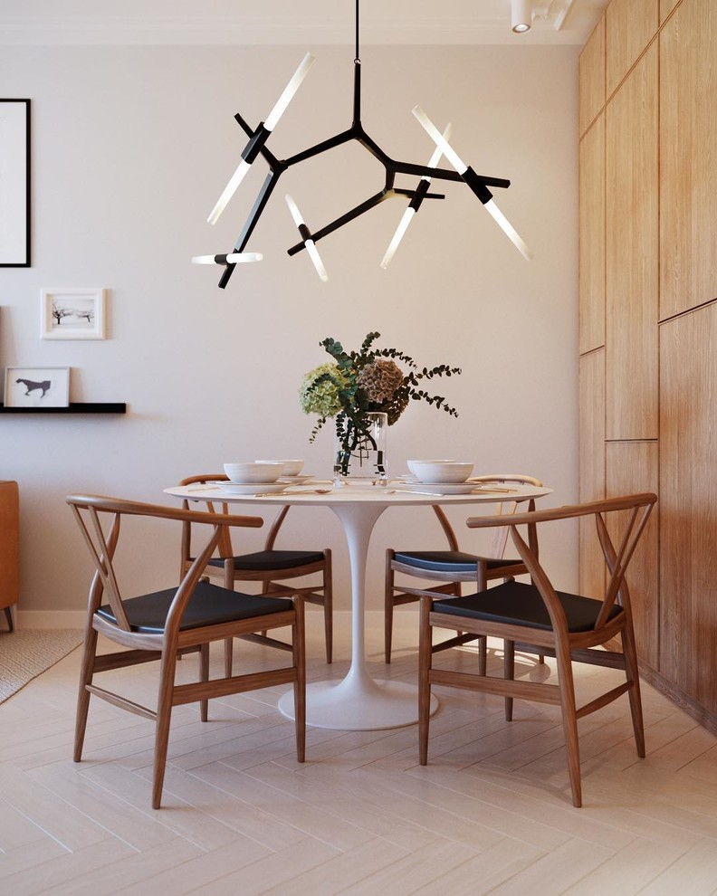 10 Inspiring Light Fixtures Over The Dining Table For More