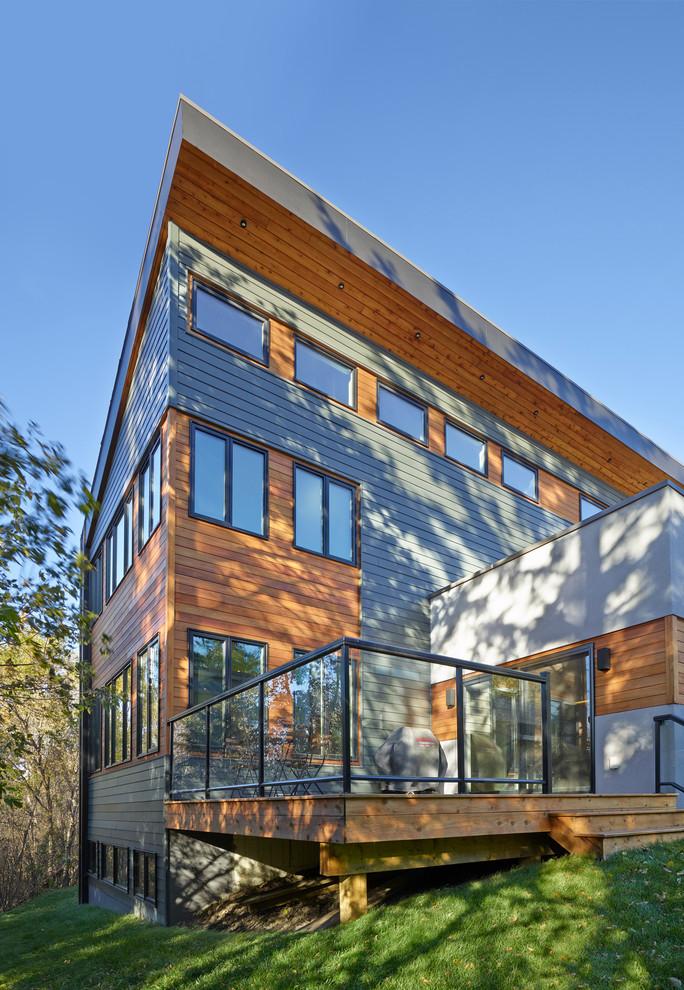 Inspiring Exterior Wall Light Fixtures 2017 Design: 10 Inspiring Ideas Of Contemporary Exterior House For