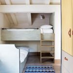 Small Attic Kids Bedroom With Bunk Beds