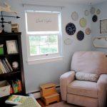 Nautical Themed Baby Room Idea Nautical Themed Wall Decors Dark Wood Storage Solution Baby Pink Nursery Chair Dark Wood Baby Crib