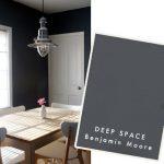Deep Space Wall Paint Idea By Benjamin Moore