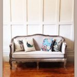 French Country Couch With Curves