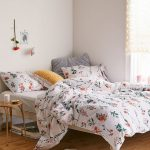 Georgina Stem Duvet With Floral Prints