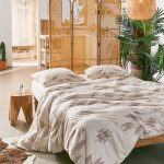 Urban Outfitters' Duvet Cover With Geo Print Accents