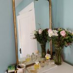 Gilded Mirror In Classic Look