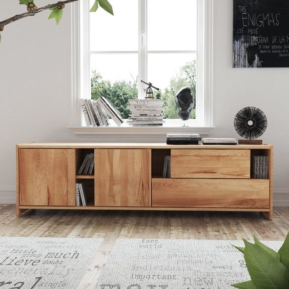 Sideboard Vigo made of wooden