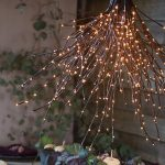 Accent Branch Light Fixture For Dining Room
