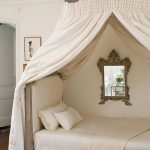 Daybed With Canopy And Princess Curtain