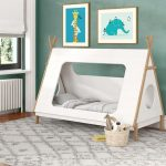 Tepee Bed Frame By Wayfair UK