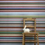 Colorful Ribbon Wallpaper