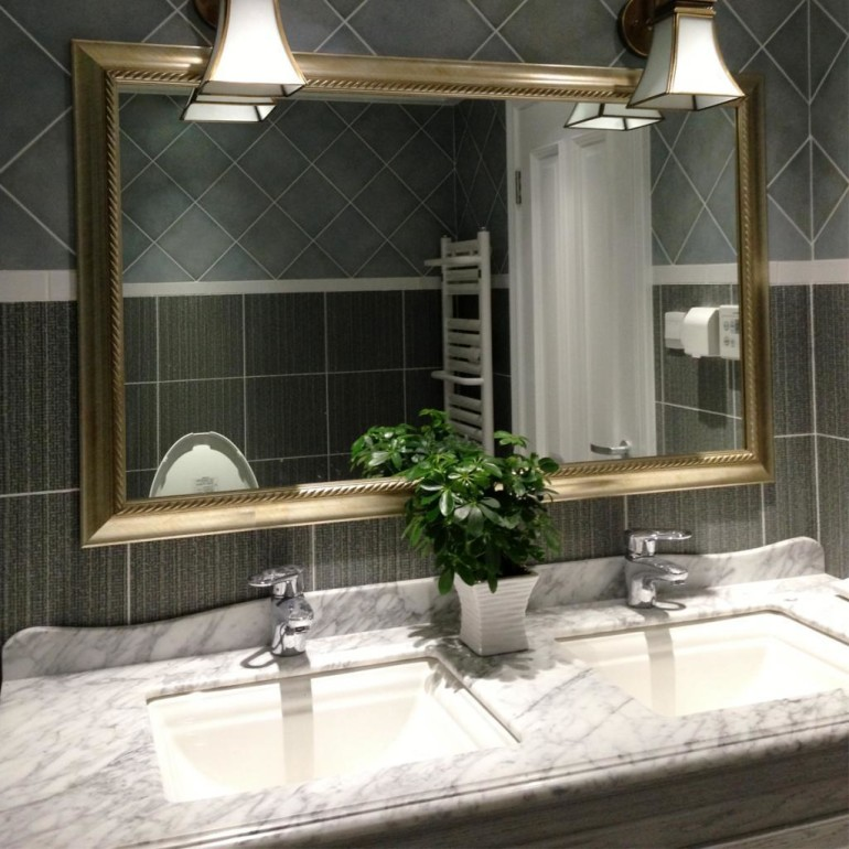 Some Bathroom Mirror Ideas That You Should Know – HomesFeed