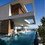 beautiful Swimming Pool scheme In Trendy Style House Decor As Well Garden In The Close to Pool