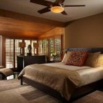 Elegant Inside Bed room Design With Heat Shade Consolation Bed room Brown Inside Color scheme Deesign Ideas With Trendy Design ideas