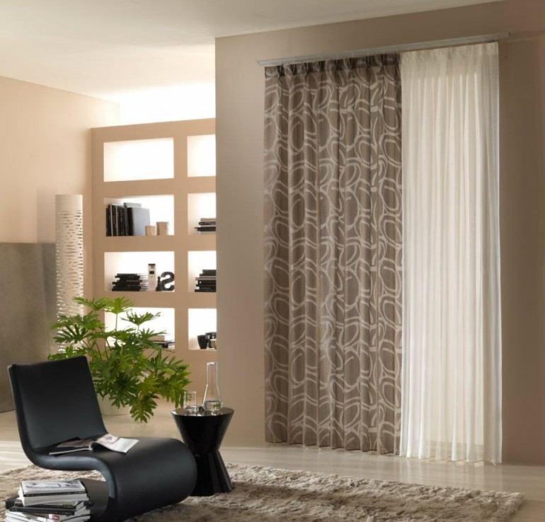 Consider Your Room Theme Decor With Bedroom Curtain Ideas