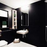 Fabulous-modern-minimalist-bathroom-in-black