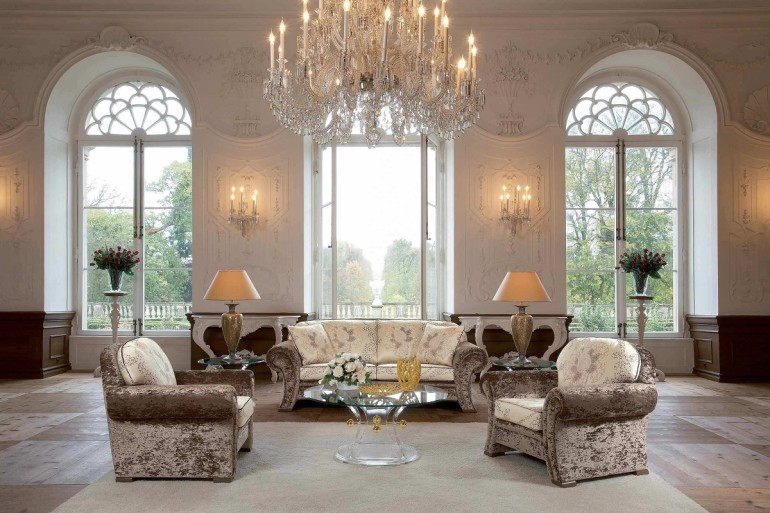 Get to know that interior designs is principles homesfeed - Add luxurious look home royal sofa living room ...