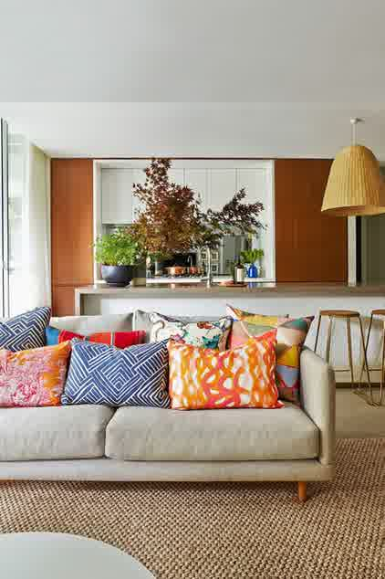 Show Your Expression By Adding Color To Your Interior