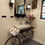 cute Sink Design Ideas elegant Chess Motive Bed room Flooring Design Concepts sink Mirror