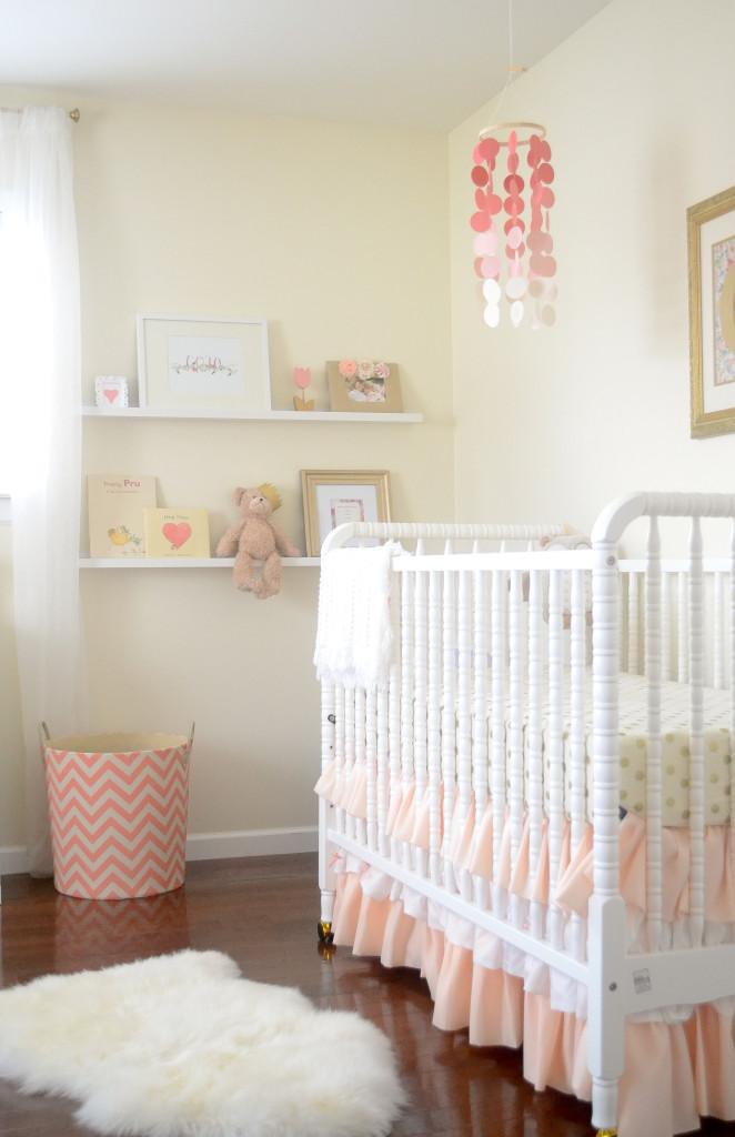 Baby Girl Nursery Room Decorating Ideas Homesfeed
