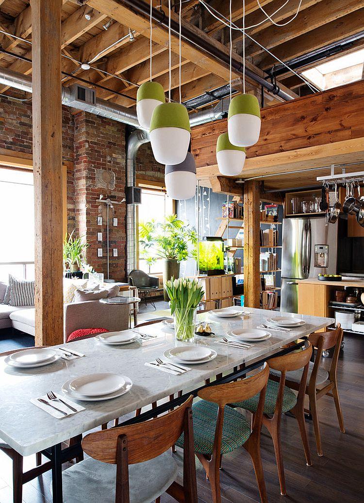13 Industrial Dining Room Design Ideas Homesfeed