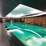 fantastic In Elegant House Decor Concept As Effectively Superb Lighting In Ceiling Great Indoor Swimming Pool decoration