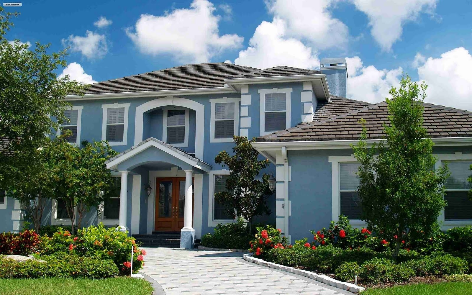 Selecting the Right Color for House Exterior? Find the ...
