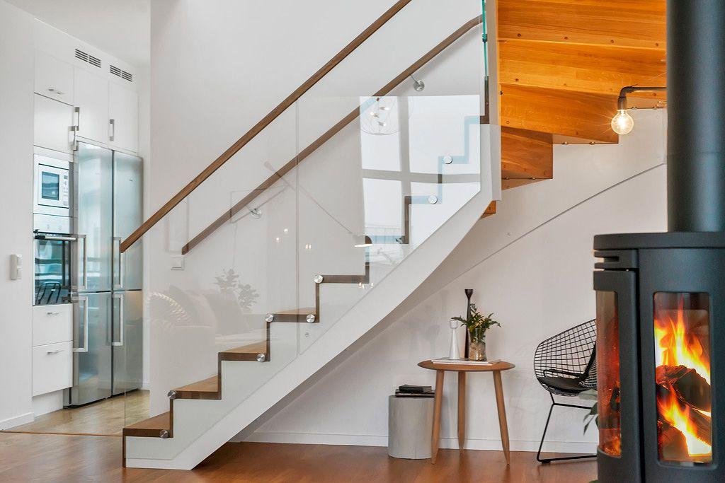 Elegant Scandinavian Duplex Inspiration Homesfeed