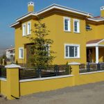 stunning Inexperienced also Contemporary Entrance Yard Plus Modern Design Home Alongside With White Traditional Home windows Superior Asian Paint House Ideas With Yellows Portray Wall