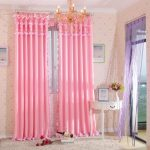 stunning Rose Vase The Top Alongside With Classy Wallpaper Along With Fur Rug On Wood Floor lovely Pink Curtain Design For Teen Bed room Concepts Together with White Wooden Desk Corner Body