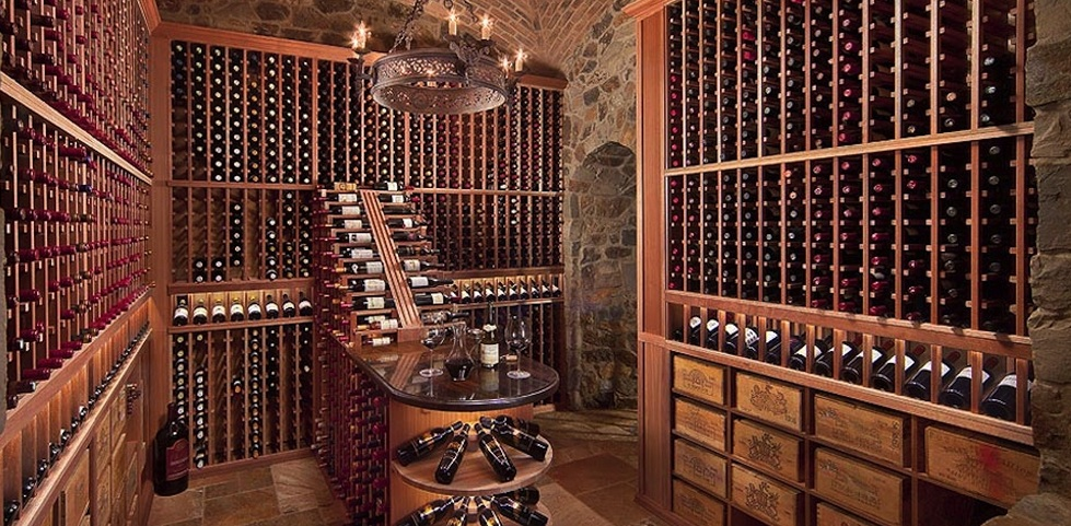 Top Three Unique Artful Wine Cellars For Your Bars