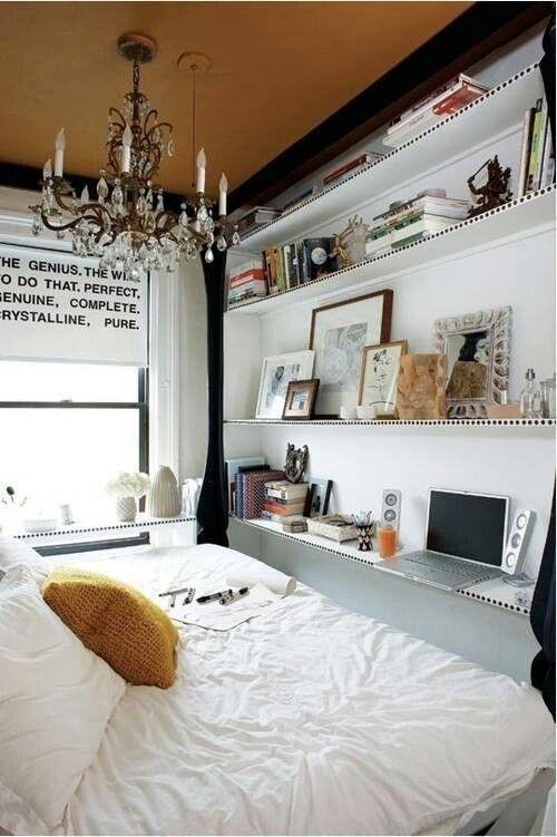 How to Make Small Bedroom Looks Bigger | HomesFeed