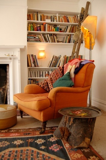 Comfortable Chair For Reading Appeals Your Reading Room