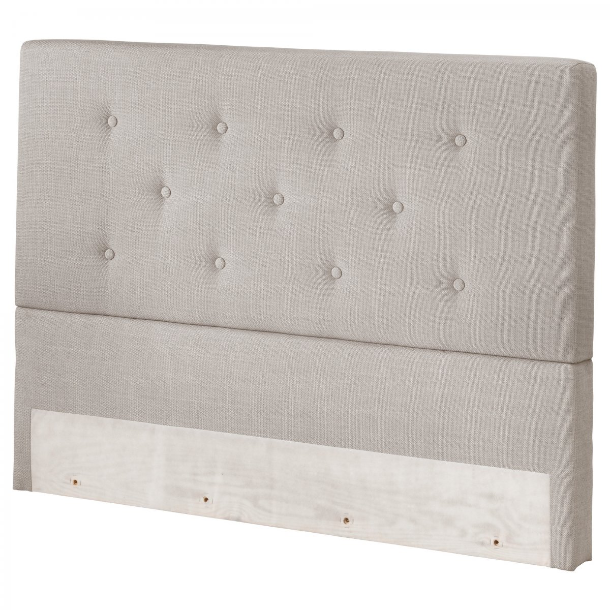 Headboard at ikea give your bedroom more storages and stylish homesfeed for Ikea cuscini testata letto