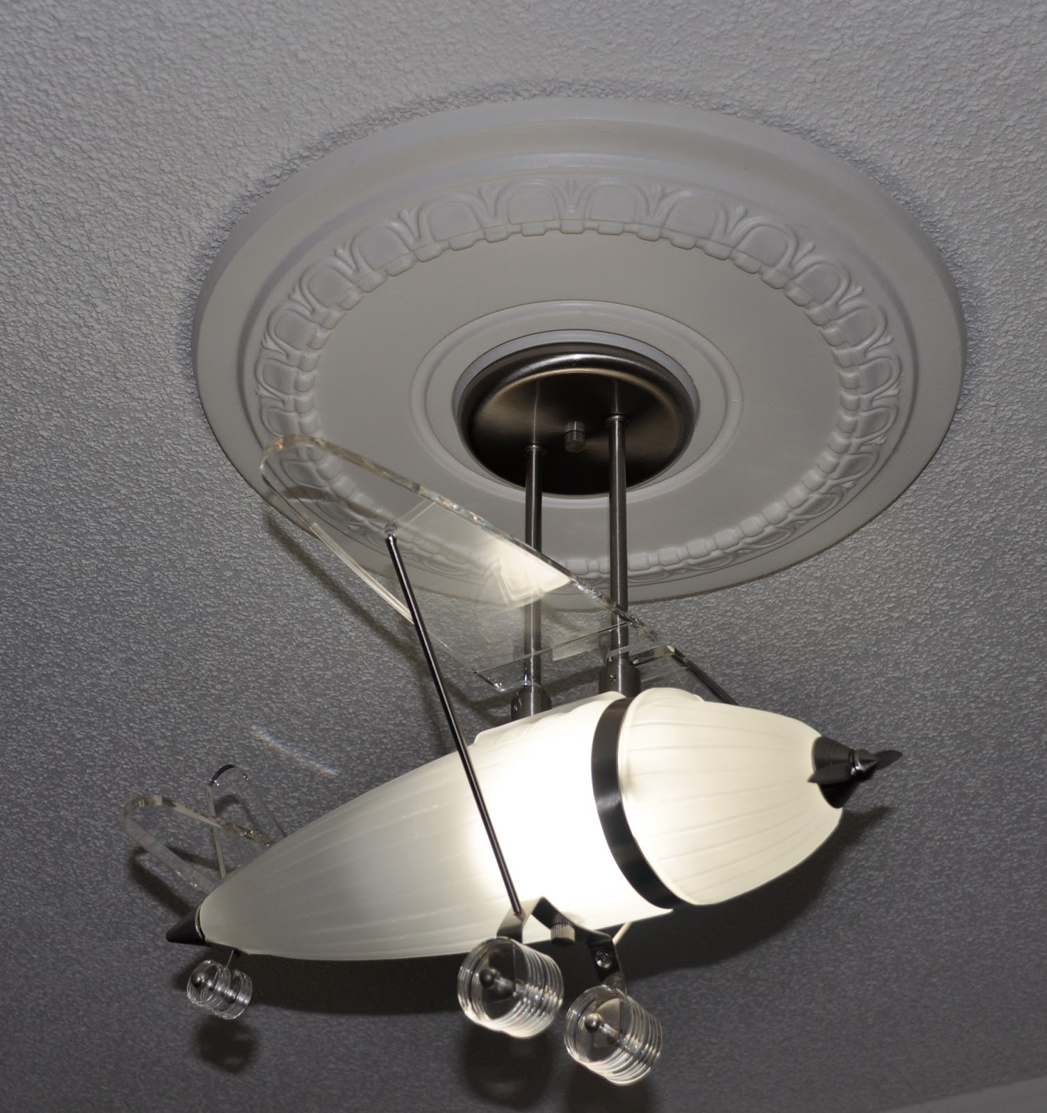 Airplane Light Fixture: Unique Lighting Fixture for the ...