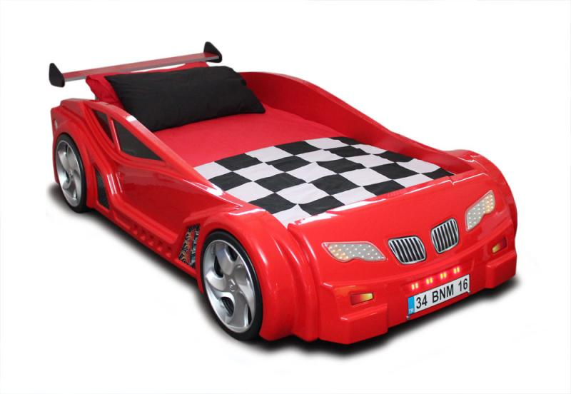 bed's race car theme bed's racing car theme bed race car theme for kids bed racing car theme for kids bed red race car theme  red bed racing car theme  race car bed with low frame red racing car bed with lower frame car race  care bed ideas racin
