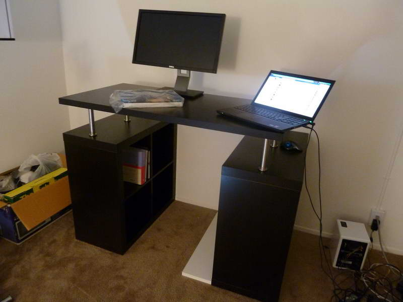 black standing desk black standing desk Ikea black standing desk office simple standing- desk black standing desk ideas black standing desk designs computer black standing desk black standing desk with shelves black standing desk with storing uni